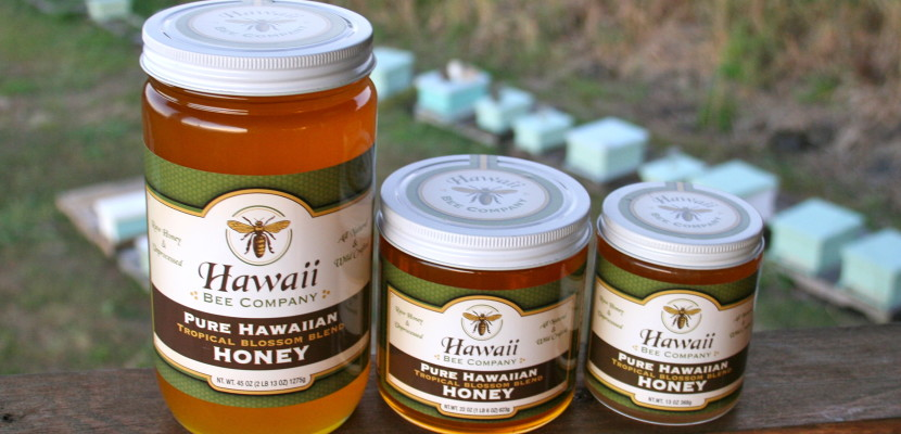 Organically treated bee hives